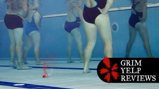 'Dirty Bloody Tampons': Yelp's Grimmest Reviews of Swimming Pools