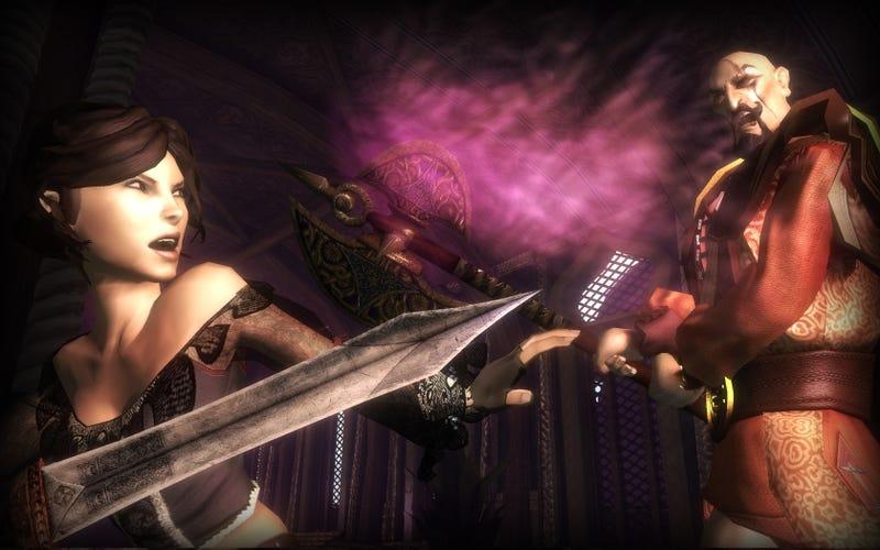 Venetica Enters The Twilight World