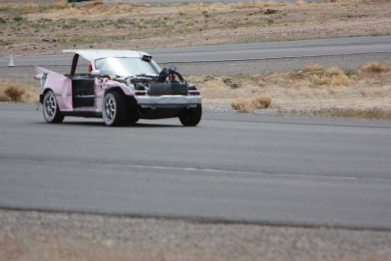 LeMons Update: Eyesore Racing In Lead