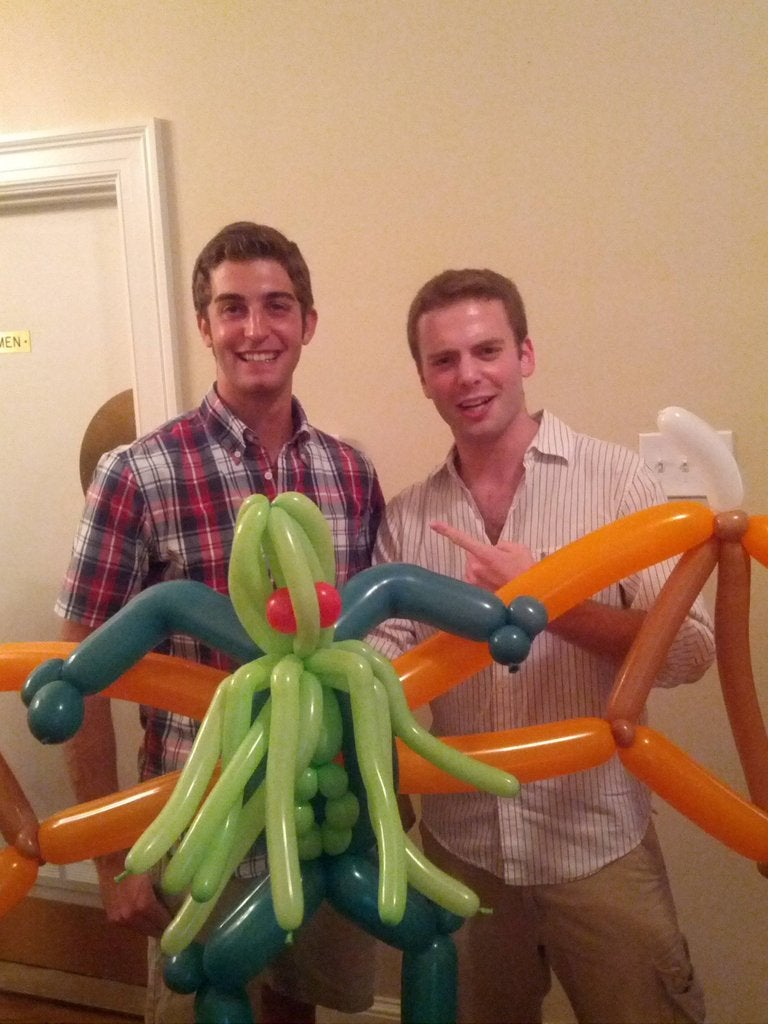 Cthulhu Party Balloon is a Party Monster. No, seriously, it'll eat your children