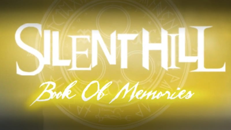 Will You Open Silent Hill: Book of Memories? (Hrm, Maybe Not)