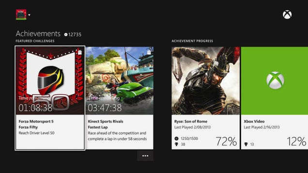 Two Ways To Fix Achievements On The Xbox One