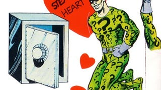 Happy Valentine's Day, Backtalk