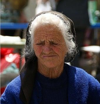 Sad Olds Take Sad Jobs in Sad World