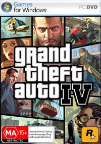 GTA IV PC Is Coming To Games For Windows Live
