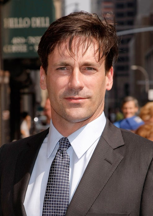 Don Draper's Hair Is Much Better Than Jon Hamm's