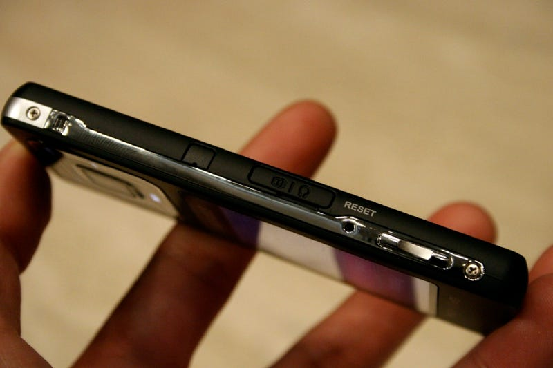 Samsung Upstage Phone Tour: Grope, Gallery and Video