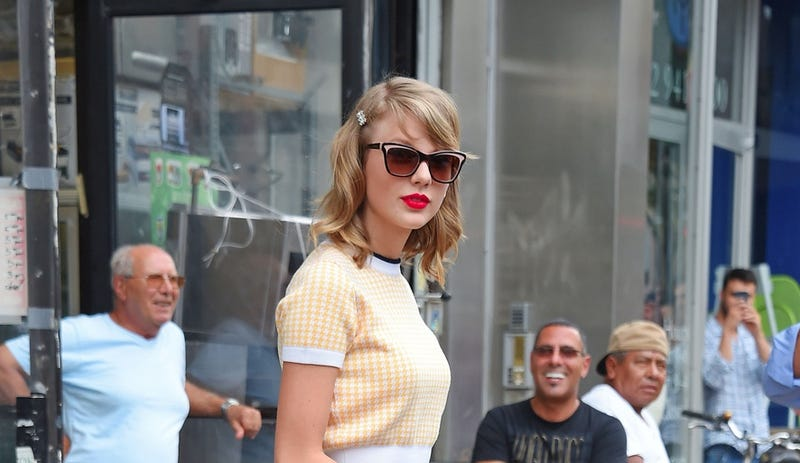 Taylor Swift Pens Wall Street Journal Article Re: The Future of Music