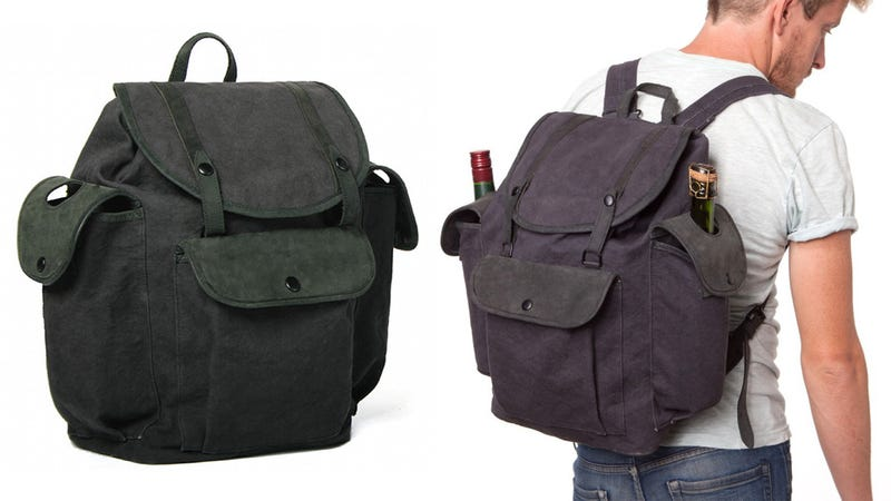 A Rucksack For Drinkers on the Move