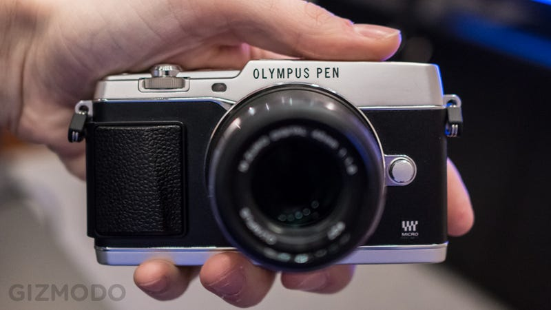 Olympus Pen E-P5: A Retro-Styled Mirrorless Camera Made Amazing