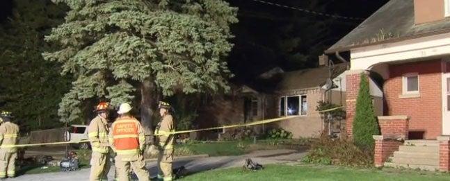 Kids Buy GTA V, Help Save Man From Burning House