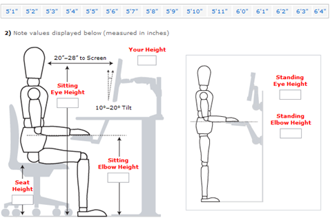 Plan An Ergonomic Workstation