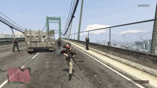 <em>GTA V</em> Cops Have No Chance Against Invincible Crooks