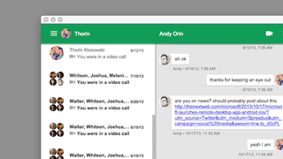 Google Hangouts for Windows, OS X, and Linux Updated with a New Look