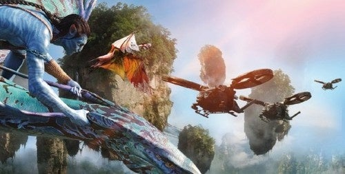 Who Wants a Ride on James Cameron's Space Banshee of Dreams?