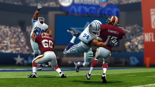 Madden NFL Arcade Micro-Review: Snacking on Football