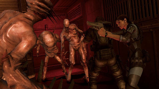 Capcom's Sad Excuse For Not Releasing Resident Evil: Revelations On The Vita