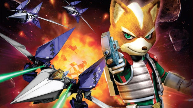 Star Fox For Nintendo 3DS 'Ups The Star Fox Mania'