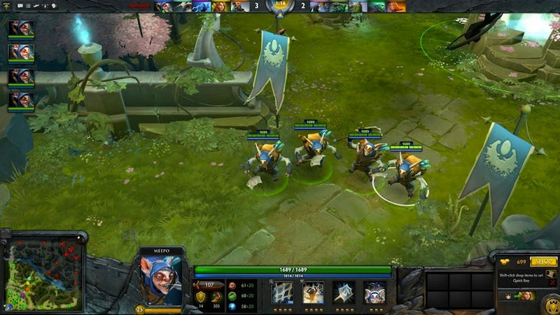 Gamer Plays DOTA Instead of Celebrating Anniversary, Gets Hurt In Process