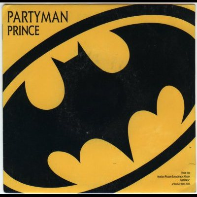 A Synopsis of Tim Burton's Batman Based Only on the Prince Soundtrack