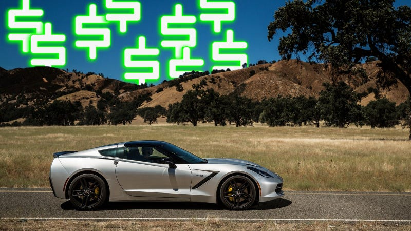 Where Is The World's Most Expensive Corvette Stingray?