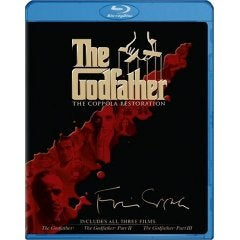 The Godfather Box Set Going Blu