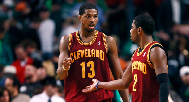 Tristan Thompson Attempting Possibly Unprecedented Crossover