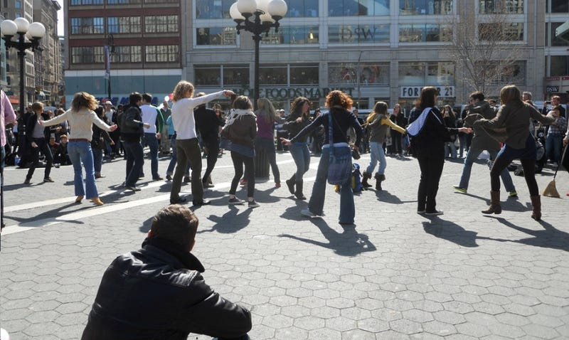 Philly Besieged By Misnamed 'Flash Mobs'
