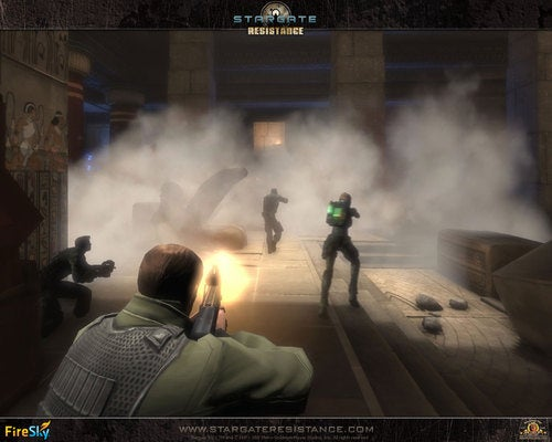 Stargate Resistance Coming To PC In 2010