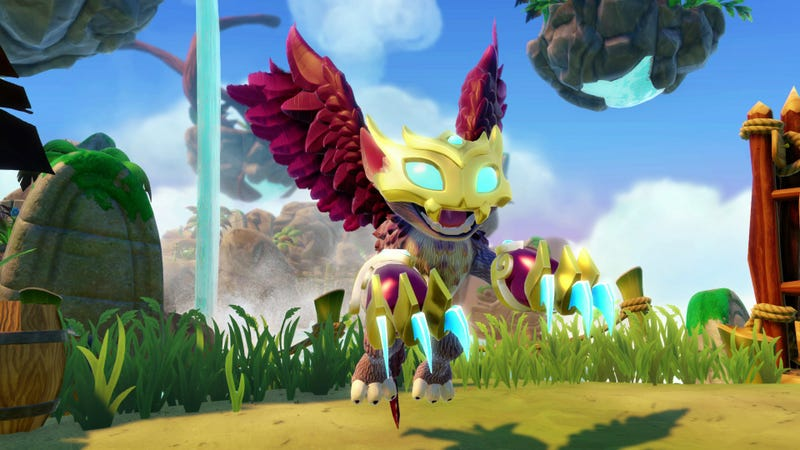 Activision Is Almost Finished With Skylanders: Swap Force Toys