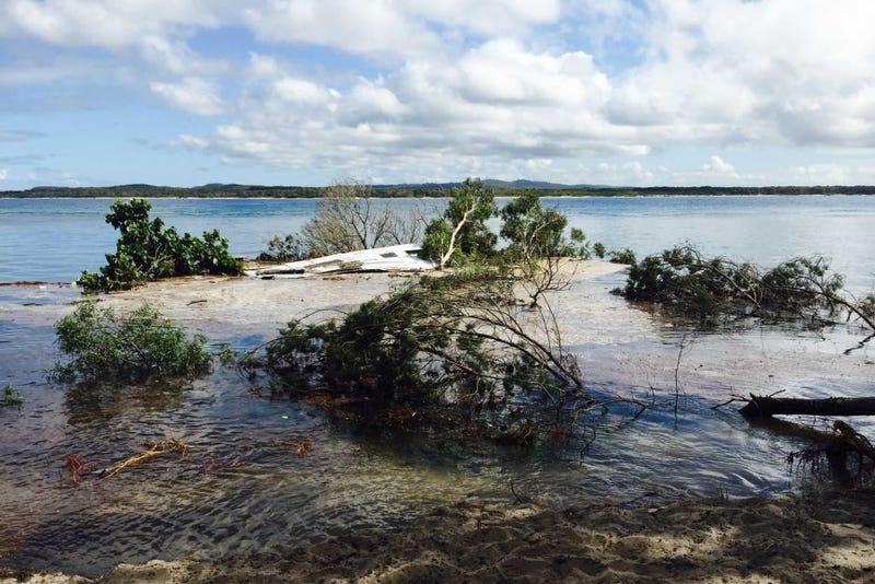 Tide Times Fraser Island Inskip Point