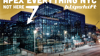 Apex Everything NYC – Blipshift hits the auto show circuit!