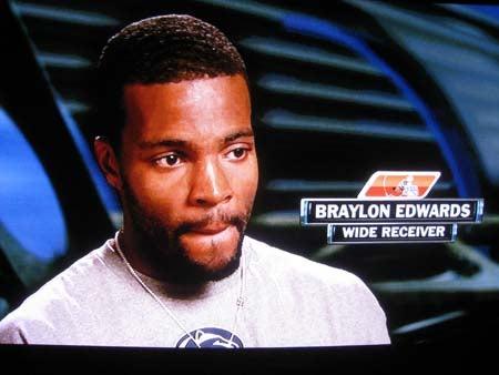Hey, Wait A Minute, Didn't Braylon Edwards Go To Michigan?