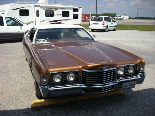 1972 Thunderbrown for $7,250!