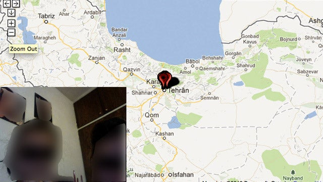 Stolen Laptop Is Sending Its Owner Secret Photos From Its New Home in Iran (Updated)
