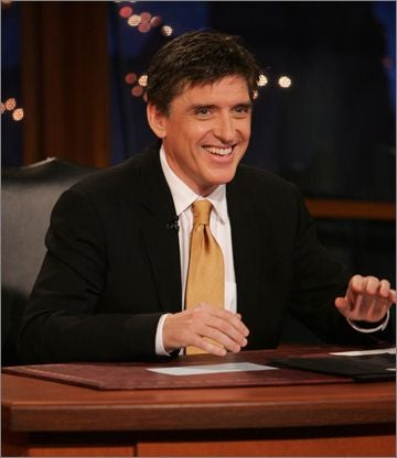Craig Ferguson Wins the Late Night Wars