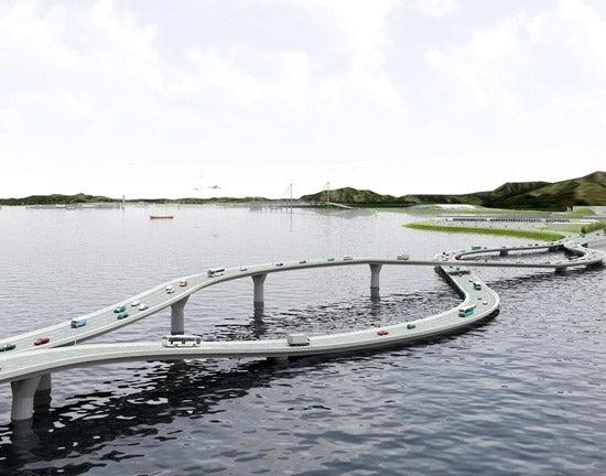 Is This the Craziest Bridge Ever Designed?