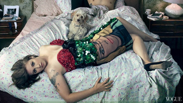 We're Offering $10,000 for Unretouched Images of Lena Dunham in Vogue