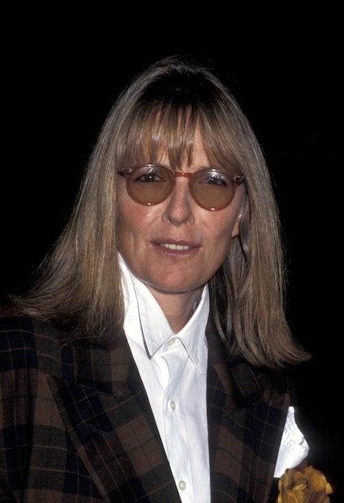 Flashback: Diane Keaton's Signature Style