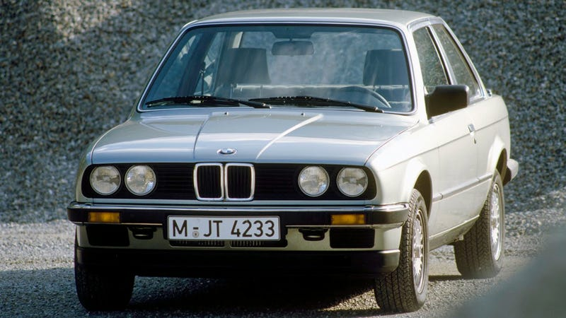The BMW 3 Series: A Kidney-Shaped History