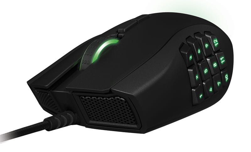 No Gaming Mouse Is This Exciting, But The New Naga Comes Close
