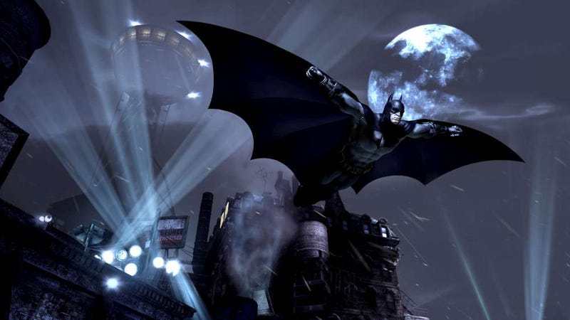 A Closer Look at the Gritty Batman: Arkham City