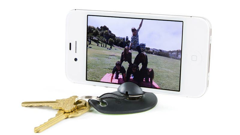 A Tiny Keychain Tripod You'll Always Have On Hand