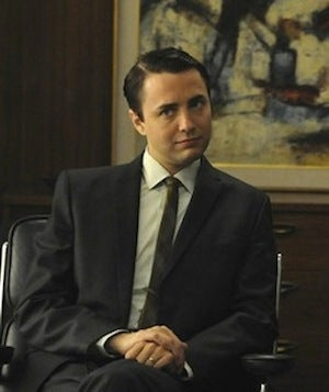 Revel In Pete Campbell's Bitchface