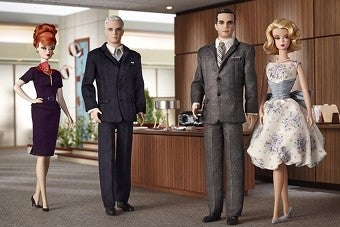 """Mad Men Was Never Meant To Be A Fashion Show."""