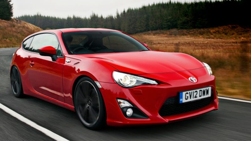 This Is A Scion FR-S Shooting Brake