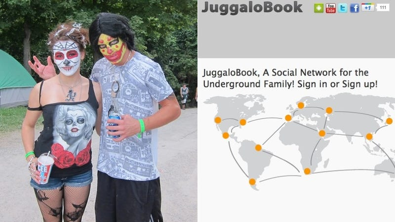 The Juggalos Now Have Their Very Own Facebook, JuggaloBook