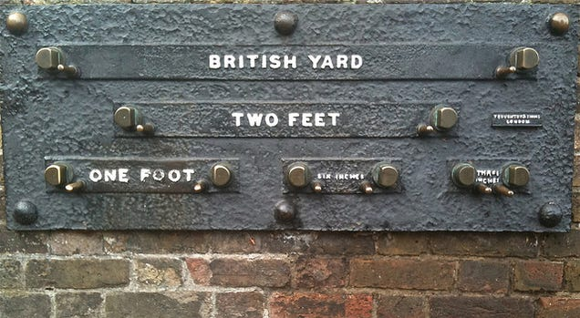 10 Of The Most Absurd Units Of Measurement On Earth