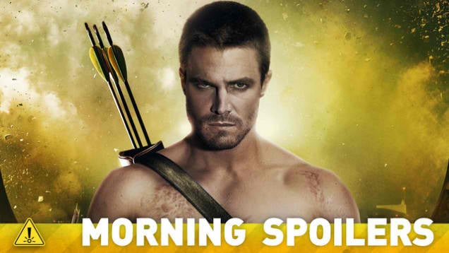 Will Arrow Crossover With Batman v. Superman? And New Star Wars Actors!