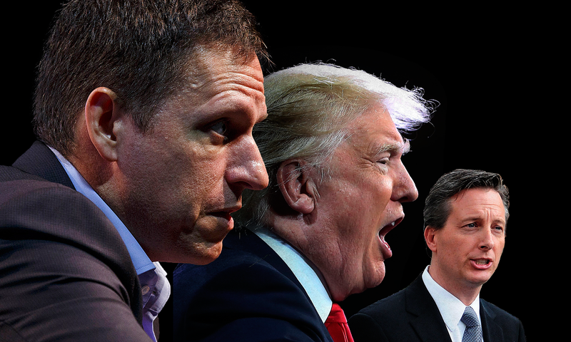 Now Peter Thiel's Lawyer Wants to Silence Reporting on Trump's Hair [Updated]